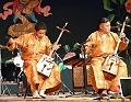 Altaï Khangaï & PHM & Sam Karpienia en concert