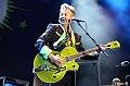 Brian Setzer + Washington Dead Cats + Guitar Wolf en concert
