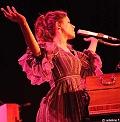 Agnès Bilh + Emily Loizeau ( Festival Avec le Temps 2009 ) en concert
