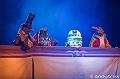 Puppetmastaz + Blake Worrell en concert