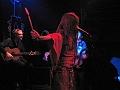 Rona Hartner & DJ Click (Marsatac 2005) en concert