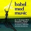 Babel Med Music : Rassegna + Zamalek + Rosapaeda + Kheper Watt + Spiky the machinist   en concert