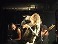 Blazing War Machine, Destinity en concert