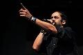 The  red goes black, Bagarre, Damian Marley, FFF en concert