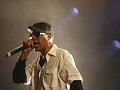 Guru's Jazzmatazz, Bibi Tanga and the selenites, Dj Psycut, Dj Number Six en concert