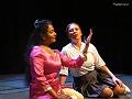 La Rubia & Maitreyee Mahatma : <i>Quand le silence crie</i> en concert