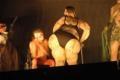 Cap'tain Carnasse's Maxi Monster Show (Colloque Phrénétique - Des Menaces pèsent sur l'Univers) en concert