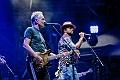 Sting et Shaggy + James Walsh (Festival de Nîmes 2018) en concert