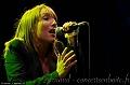 Zaza Fournier + Zaz (Les Nuits d'Istres) en concert