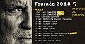 Bernard Lavilliers + Cyril Mokaiesh en concert