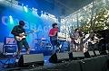 Cabbage (Festival Europavox 2018) en concert