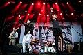 FFS (Franz Ferdinand + Sparks) (Festival Rock en Seine 2015) en concert