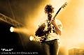 Massive Attack + Foals + Martina Topley  Bird + The Hundred In The Hands (La Route du Rock 2010)  en concert