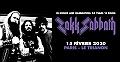 Zakk Sabbath en concert