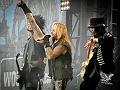 D.A.D. + Blue Öyster Cult + Motley Crüe + Slash + Ozzy Osbourne (Hellfest 2012) en concert
