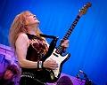 Iron Maiden + Voodoo Six en concert