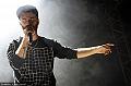 Motorama, Woodkid, Blackmail, Factory Floor (Festival Pantiero 2014) en concert