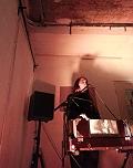Kate Fletcher + Dunkelheit en concert