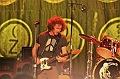 Pearl Jam + Ben Harper (Main Square Festival 2010) en concert