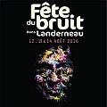Skunk Anansie (Festival Fête du Bruit dans Landerneau 2016)  en concert