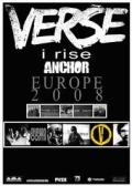 Verse, xAnchorx, I Rise, From Inside en concert