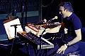 Sufjan Stevens, Bryce Dessner et Nico Muhly, Planetarium (avec New Trombone Collective et Navarra String Quartet) (Festival Days Off 2012) en concert