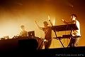 Mr Oizo + Rodriguez + BLK JKS + The Japanese Popstars + The Carps (Les Transmusicales de Rennes 2009) en concert