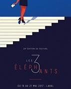 Le festival 3 Eléphants Festival : concerts et billetterie
