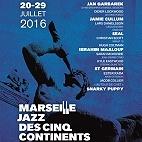 Le festival Festival Jazz des Cinq Continents : concerts et billets