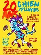 Le festival Festival Chien � Plumes : concerts et billets