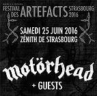 Le festival Festival Des Artefacts : concerts et billets