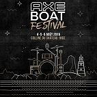 Le festival Axe Boat : concerts et billetterie