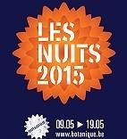 Le festival Les Nuits Du Botanique : concerts et billetterie