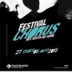 Le festival Festival Chorus des Hauts de Seine : concerts et billetterie