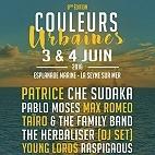 Le festival Festival Couleurs Urbaines : concerts et billetterie