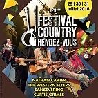 Le festival Festival Country Rendez-Vous : concerts et billetterie