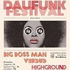 Le festival Daufunk Festival : concerts et billetterie