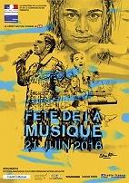 Le festival F�te De La Musique 2016 : concerts et billetterie