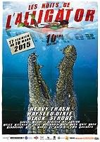 Le festival Les Nuits de l'Alligator : concerts et billets