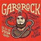 Le festival Festival Garorock : concerts et billetterie