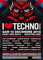 Le festival I Love Techno : concerts et billetterie