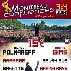 Le festival Montereau Confluences : concerts et billets