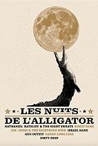 Le festival Les Nuits de l'Alligator : concerts et billetterie