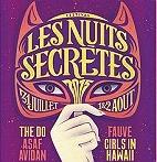 Le festival Nuits Secr�tes : concerts et billets