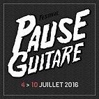 Le festival Festival Pause Guitare  : concerts et billets
