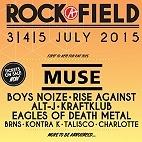 Le festival Festival Rock-A-Field : concerts et billetterie
