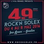 Le festival Rock'n Solex Festival   : concerts et billetterie