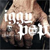 Iggy Pop : SKULL RING