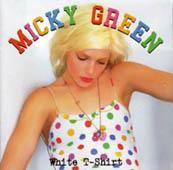 Micky Green : White T-shirt