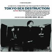 Tokyo Sex Destruction : RED SOUL COMUNNITE (10 POINTS PROGRAM)